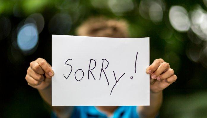 Học cách nói lời xin lỗi người yêu